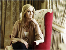 J.K. Rowling © Wall to Wall Media Ltd.  Photographer: Andrew Montgomery