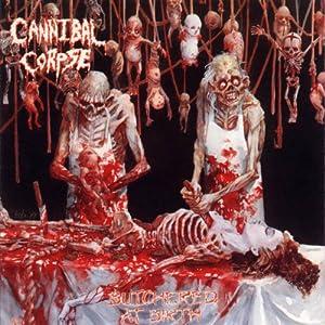 Cover einer populären Metal-CD. Quelle: Amazon.com (94 Rezensionen. Durchschnittliche Bewertung: 3,5 von 5)