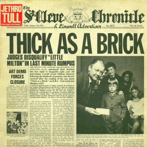 Thick As A Brick2 - Ian Anderson Plus New Developments  (2/3)