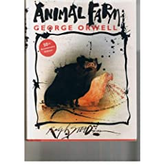 Animal Farm (Animal Farm 50th Anniversary Edition, 50th Anniversary Edition)