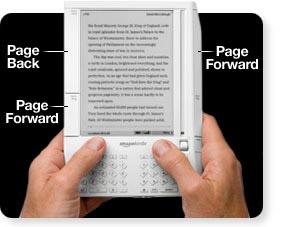 Kindle tinta electrónica