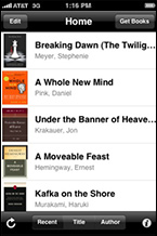 Kindle and iPhone: New Killer App - Tim Berry