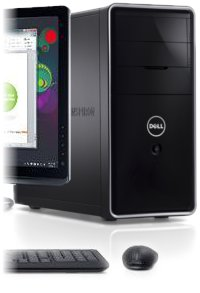 Dell Inspiron 660 Desktop: A powerful performance.