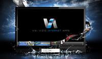 VIZIO Internet Apps graphic