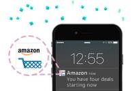 Get notified when deals start