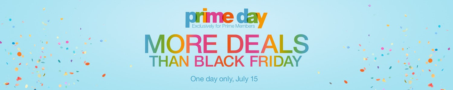 Prime Day: More Deals Than Black Friday