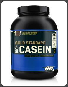 Optimum Nutrition Gold Stardard 100% CASEIN, Chocolate Supreme