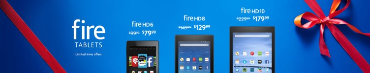 Save on Fire Tablets