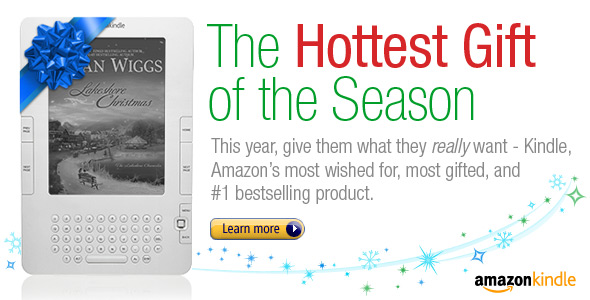 Amazon Kindle: The Hottest Gift of the Season