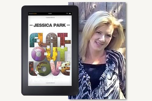 KDP author, Jessica Park