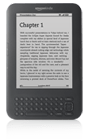"Kindle Wireless Reading Device, Wi-Fi, 6"" Display, Graphite - Latest Generation"