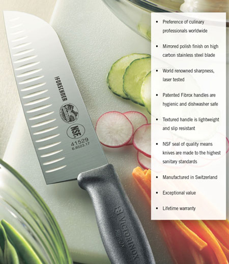 About Victorinox Cutlery