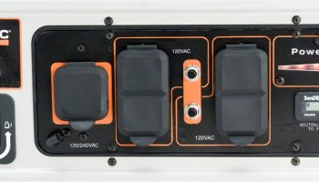 Compare Four Types of Generac Portable Generators - Power Up