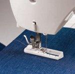 Automatic 4-step buttonhole