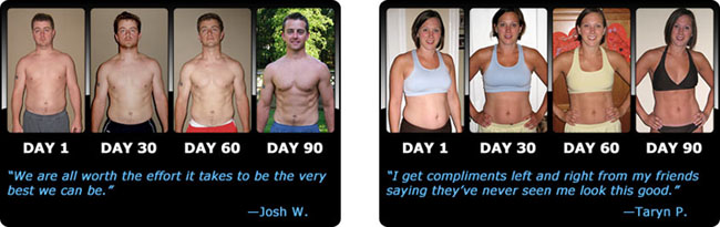 P90X Extreme Home Fitness Workout Program – 13 DVDs