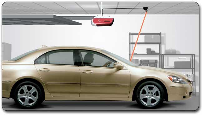 Lowes Sensor Parking Garage