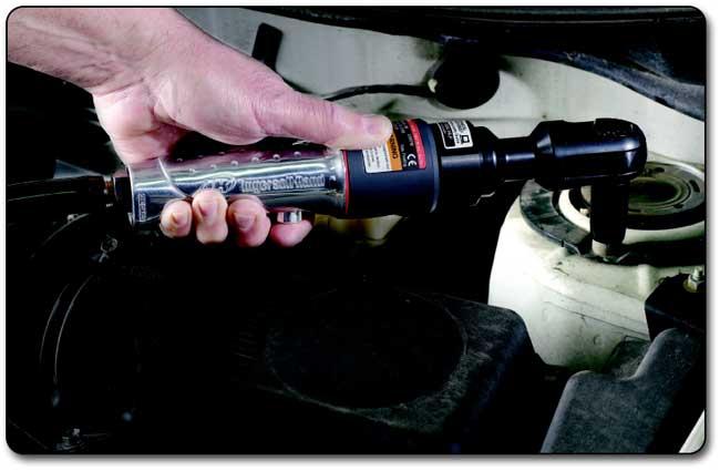 Ingersoll-Rand 1099XPA Super Duty 1/2-Inch Pneumatic Ratchet Wrench