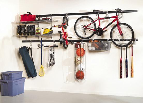 rubbermaid bike rack