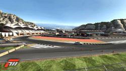 100+ international tracks in 'Forza Motorsport 3'