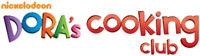 Dora's Cooking Club game logo