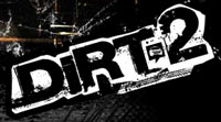 'DiRT 2' game logo