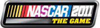 NASCAR the Game 2011 game logo