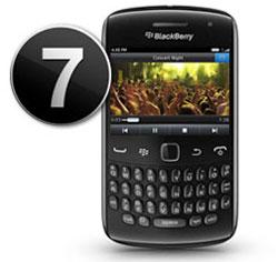 BlackBerry 7 OS