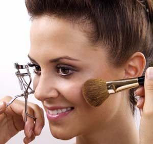Old makeup can cause health problems.