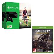 Promo Xbox One + Fifa + COD AW