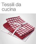 Tessili da cucina