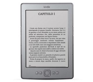 Kindle E-book reader