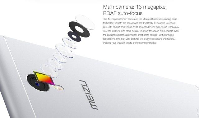 meizu camera