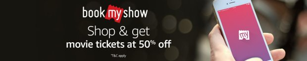 bookmyshow amazon offer