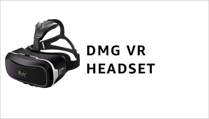 dmg vr headset amazon