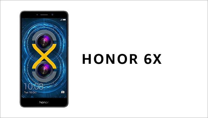 Amazon Great Indian Sale 2017 honor 6x