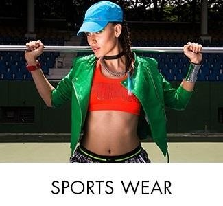 Sportswear for women on Amazon india