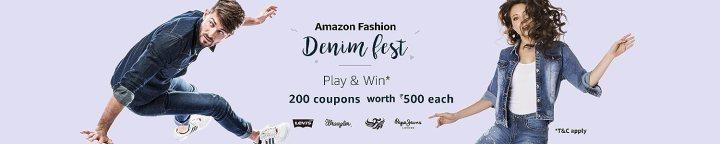 Amazon Denim Fest