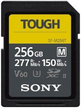 Sony TOUGH-M series SDXC UHS-II