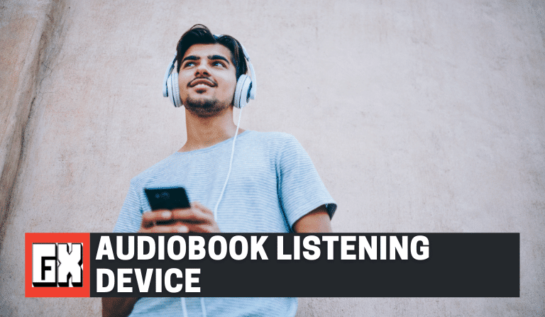 Turn Your Old Cellphone Into An Audiobook Listening Device