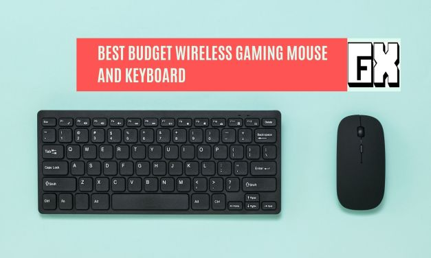 best budget wireless gaming mouse and keyboard