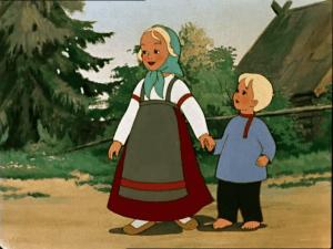 Алёнушка и братец Иванушка