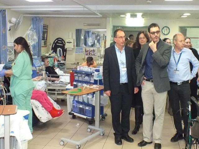 צילום: מיה צבן, דוברת המרכז הרפואי פדה- פוריה.