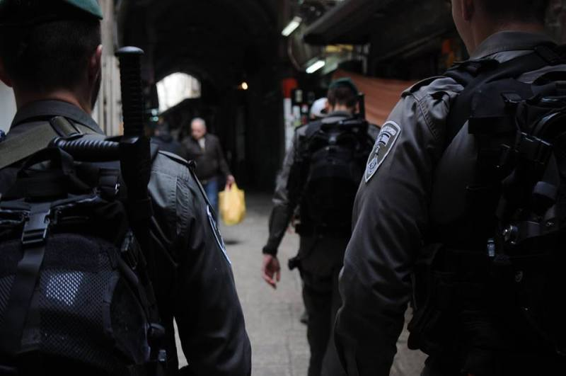 צילום: משטרת ישראל.