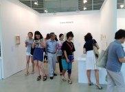 Galerie RECOLTE ブース