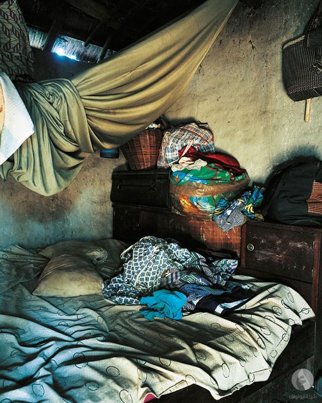 مكان لنوم الأطفال