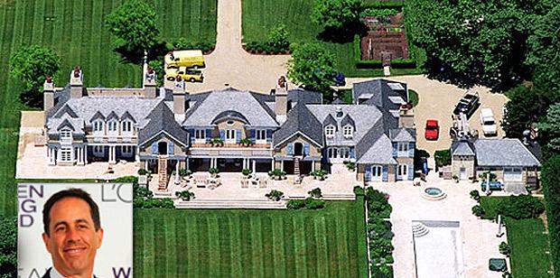 Casas famosos