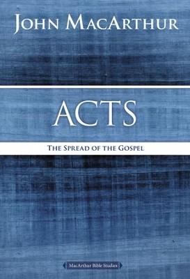 Acts, MacArthur Bible Studies  -     By: John MacArthur