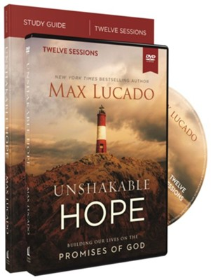 Unshakable Hope, Study Guide with DVD   -     By: Max Lucado