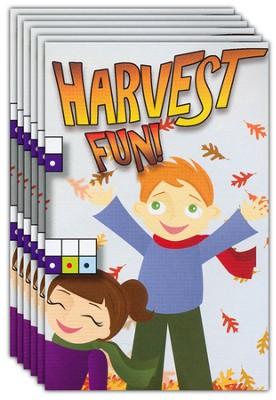 25 Bible tract Harvest Fun