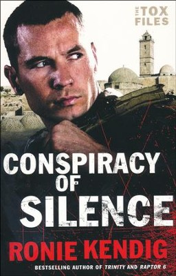 Conspiracy of Silence #1   -     By: Ronie Kendig